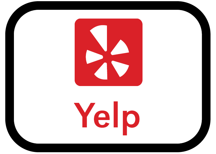 Yelp Social Media Button for Coyote
