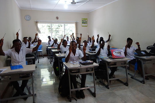 Brother Tarcissius Prosthetic and Orthotic Training Center (BTPOTC) in Ghana