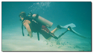 Diving with the Coyote Proximal Lock